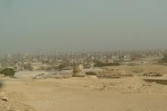 Insolita veduta de Il Cairo