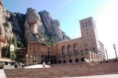 Ingresso al Monastero