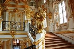Ingresso del Gran Palazzo di Peterhof