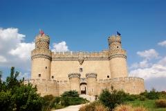 castello di Manzanares El Real