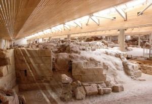 Santorini storia mitologia ed escursioni viaggionauta for Piani di casa del revival greco