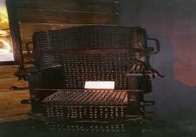 Dettaglio Museo Tortura Amsterdam foto di Mauro